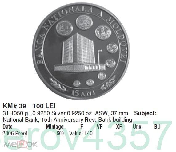 Молдова 100 лей 2006 независимость 15 лет 2 доллара одной купюрой цена украина