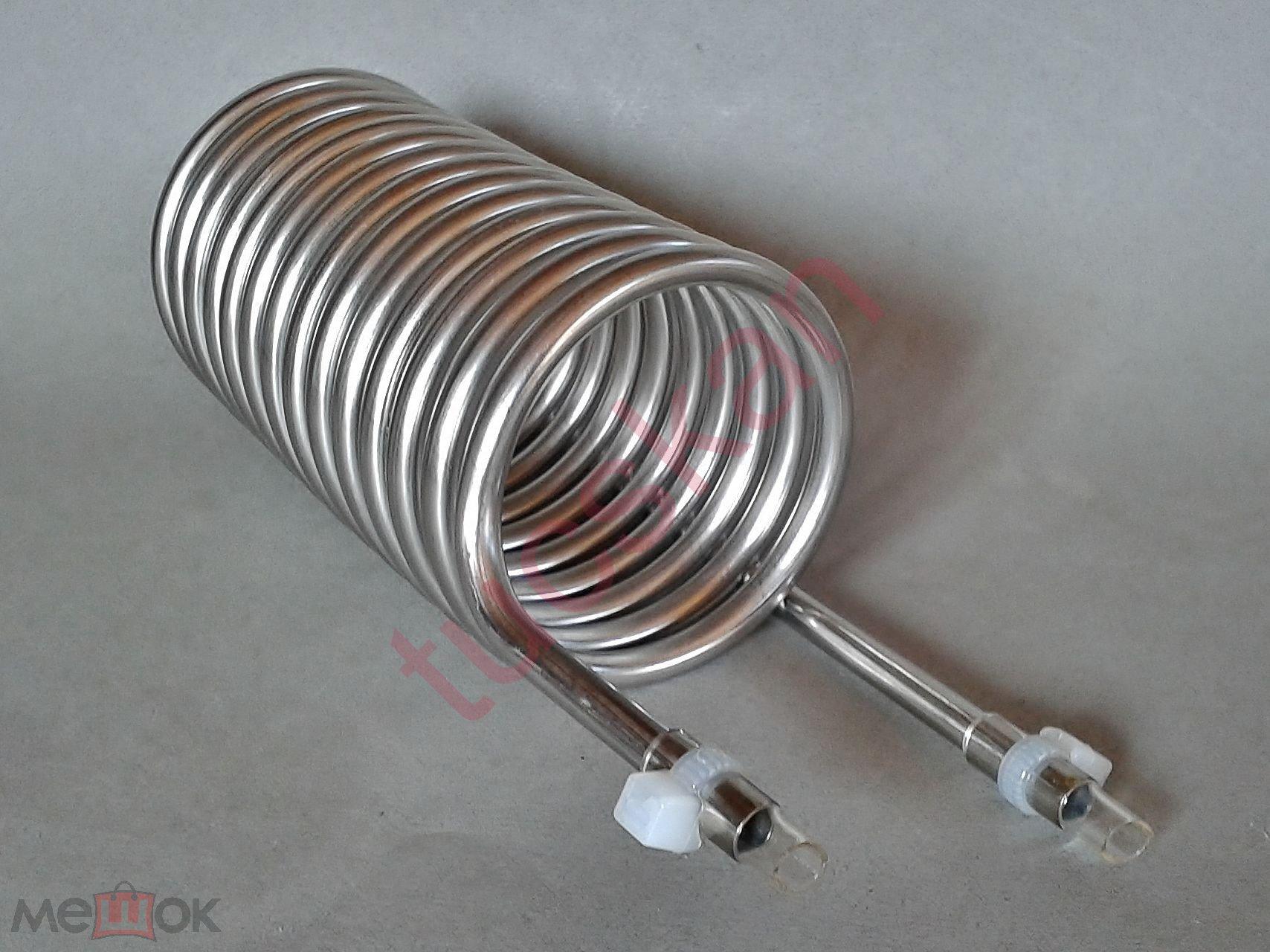 Змеевик нержавейка для самогонного аппарата самогонные аппараты дачные без проточной воды