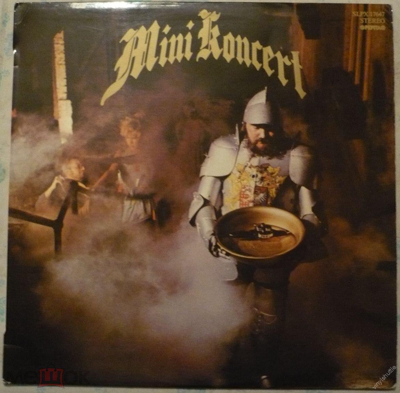 Mini. Mini Koncert [Mini-Concert]. (P) 1980 Pepita. SLPX 17647. Hungary. Jazz-Rock, Art Rock, Prog.