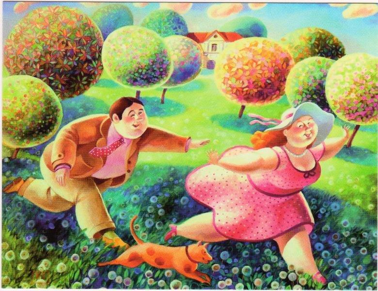 Анна савельева открытки, подружкой лучшей