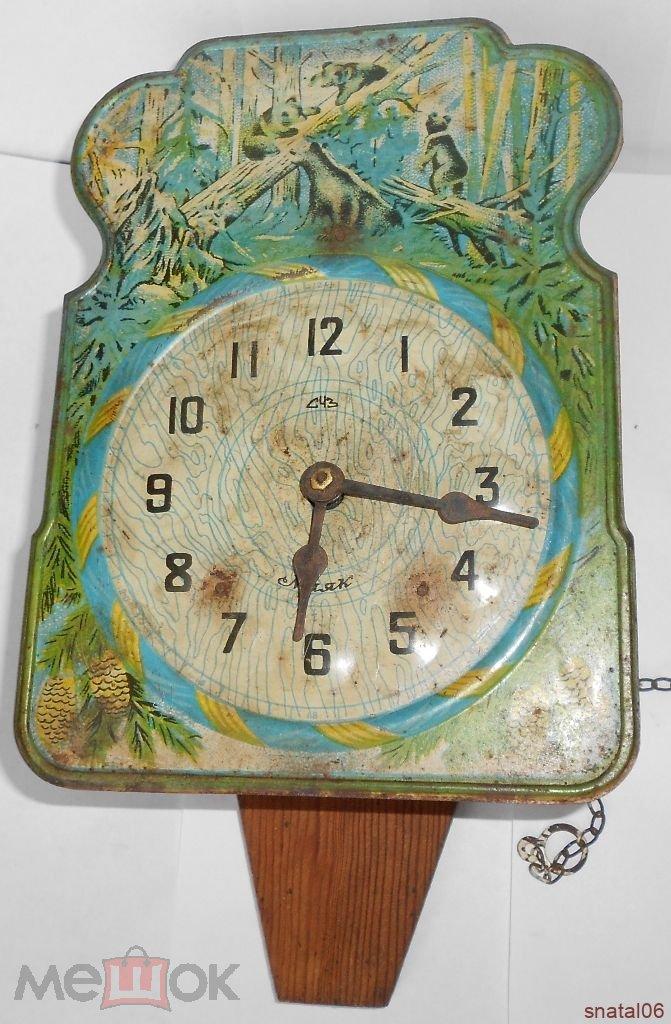 Часы ходики с медведями купить часы от пандора купить
