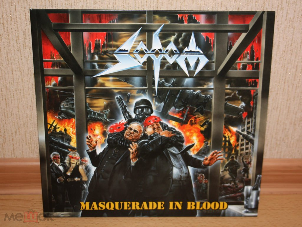 sodom masquerade in blood