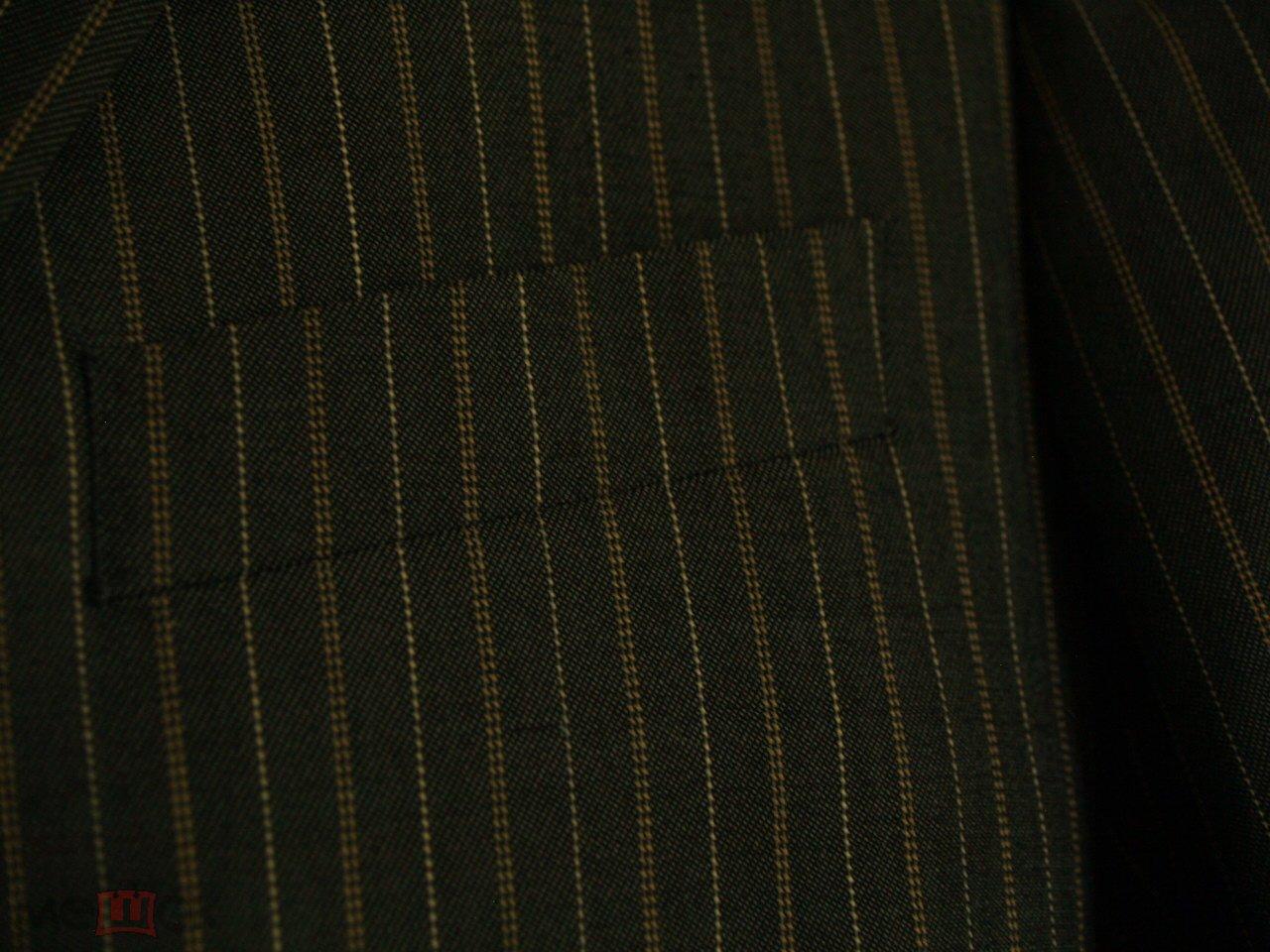 Костюм мужской FOSP  размер 50 Рост 176-182 Пиджак+брюки б/у