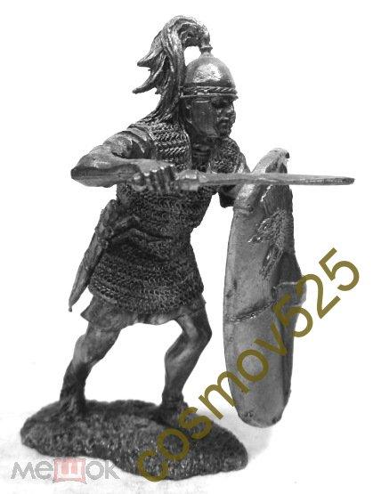 1/32 PTS202. Легионер-принцип, III-II cBC, Пунические войны