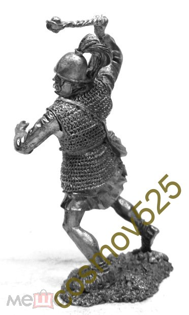 1/32 PTS204. Ауксиларий-пращник, III-II cBC, Пунические войны