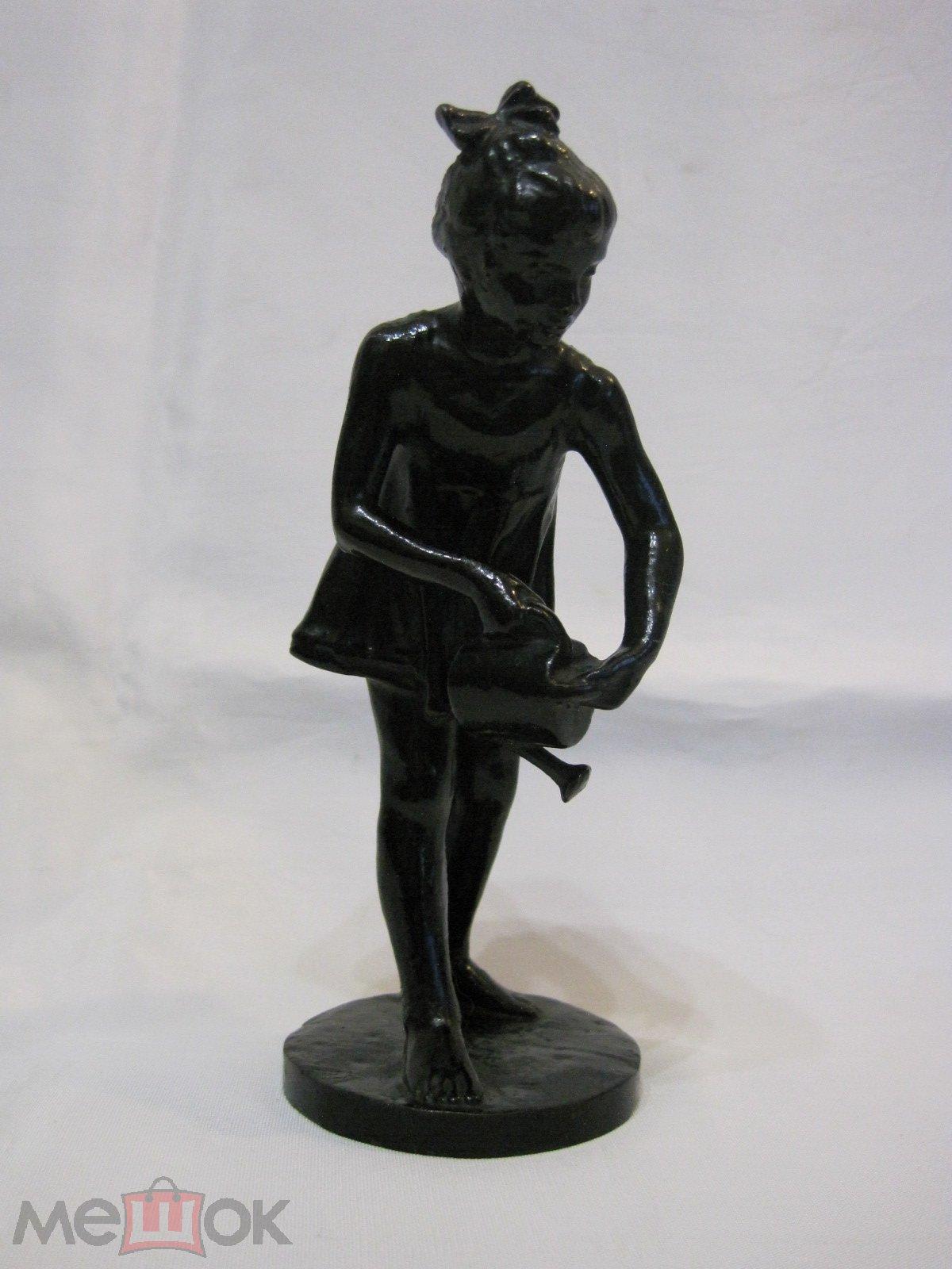 Касли девочка с лейкой 25 центов 1977 года цена