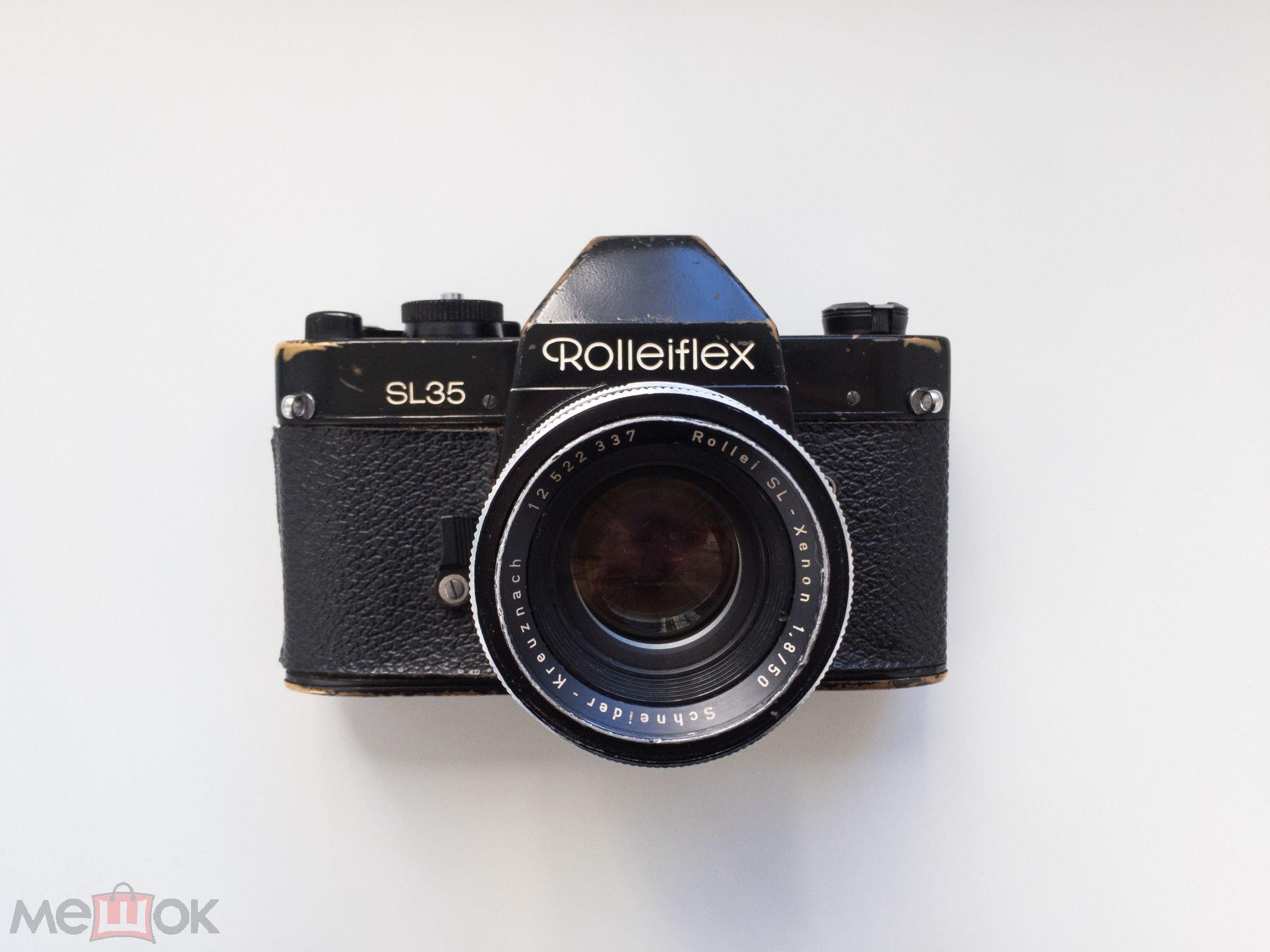 фотографии с rolleiflex sl35