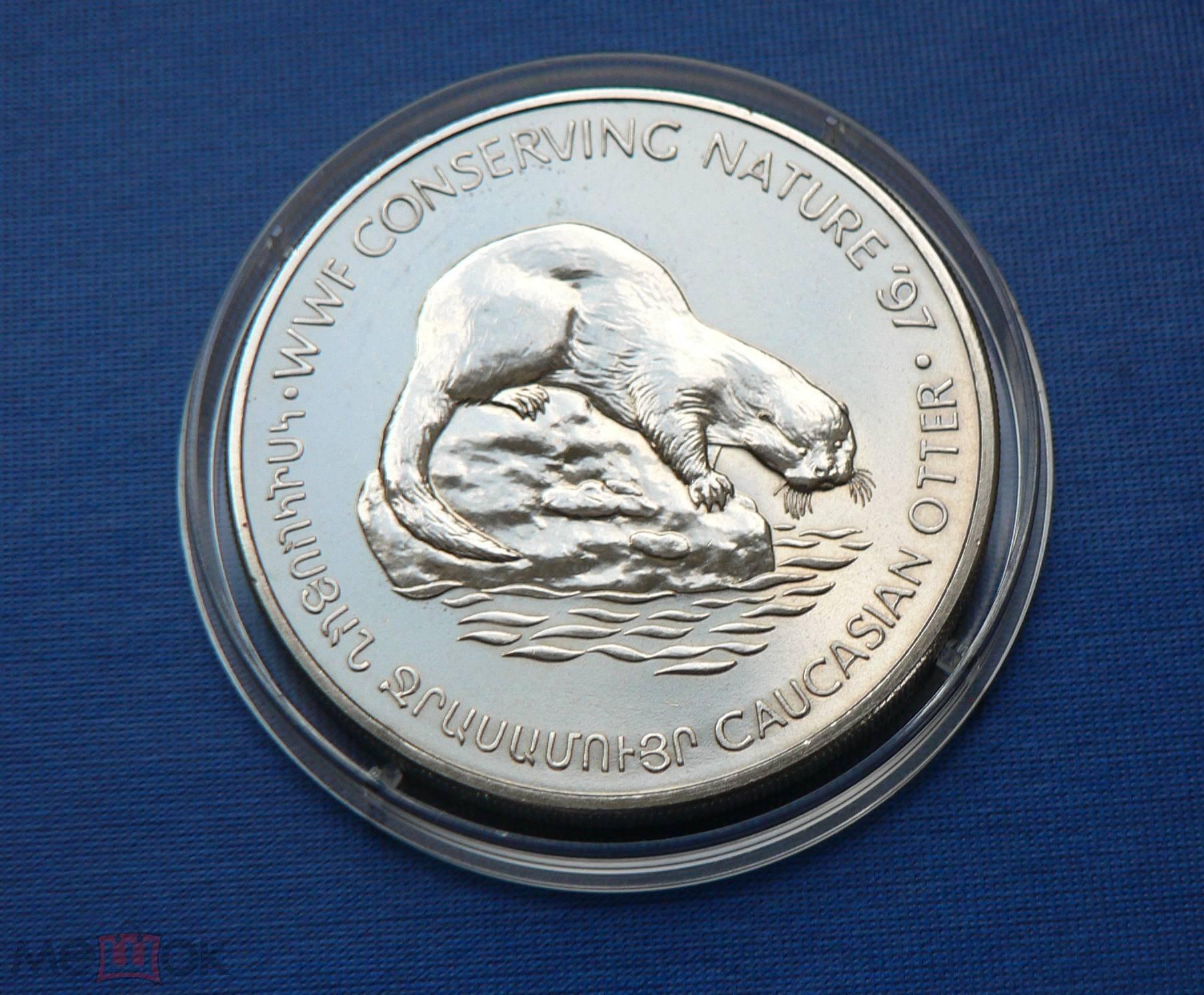 Кавказкая выдра монета купить серебряная монета 1926 года