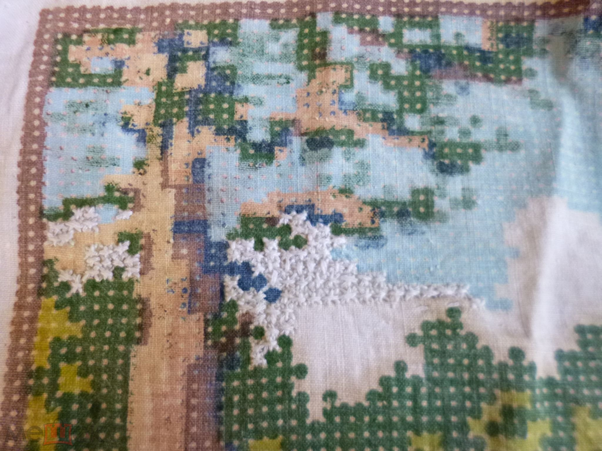 Схемы вышивки ленинград