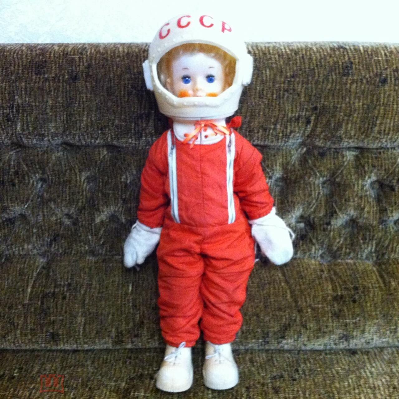 Космонавт из куклы своими руками 268