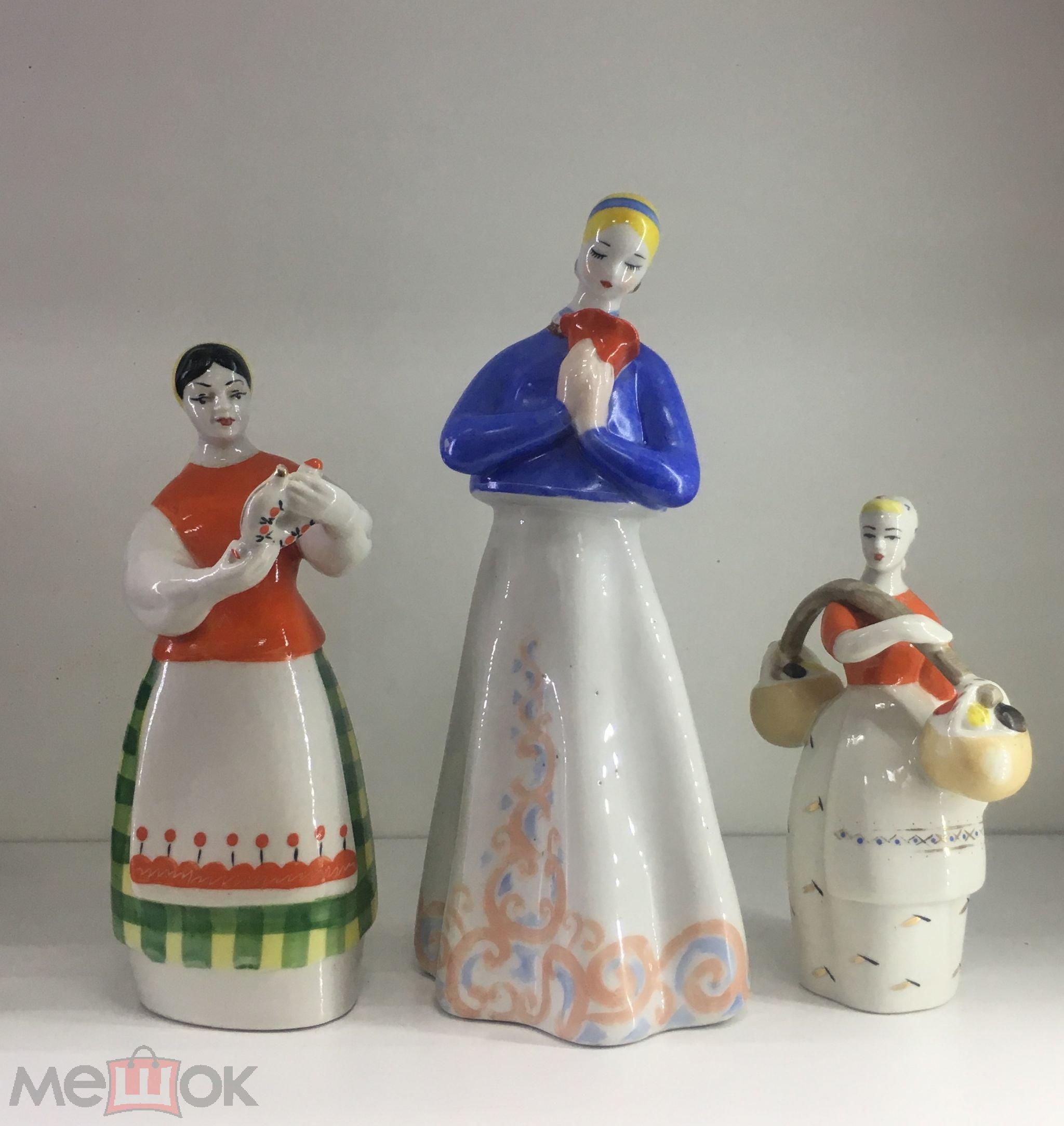 Полонский и девушки