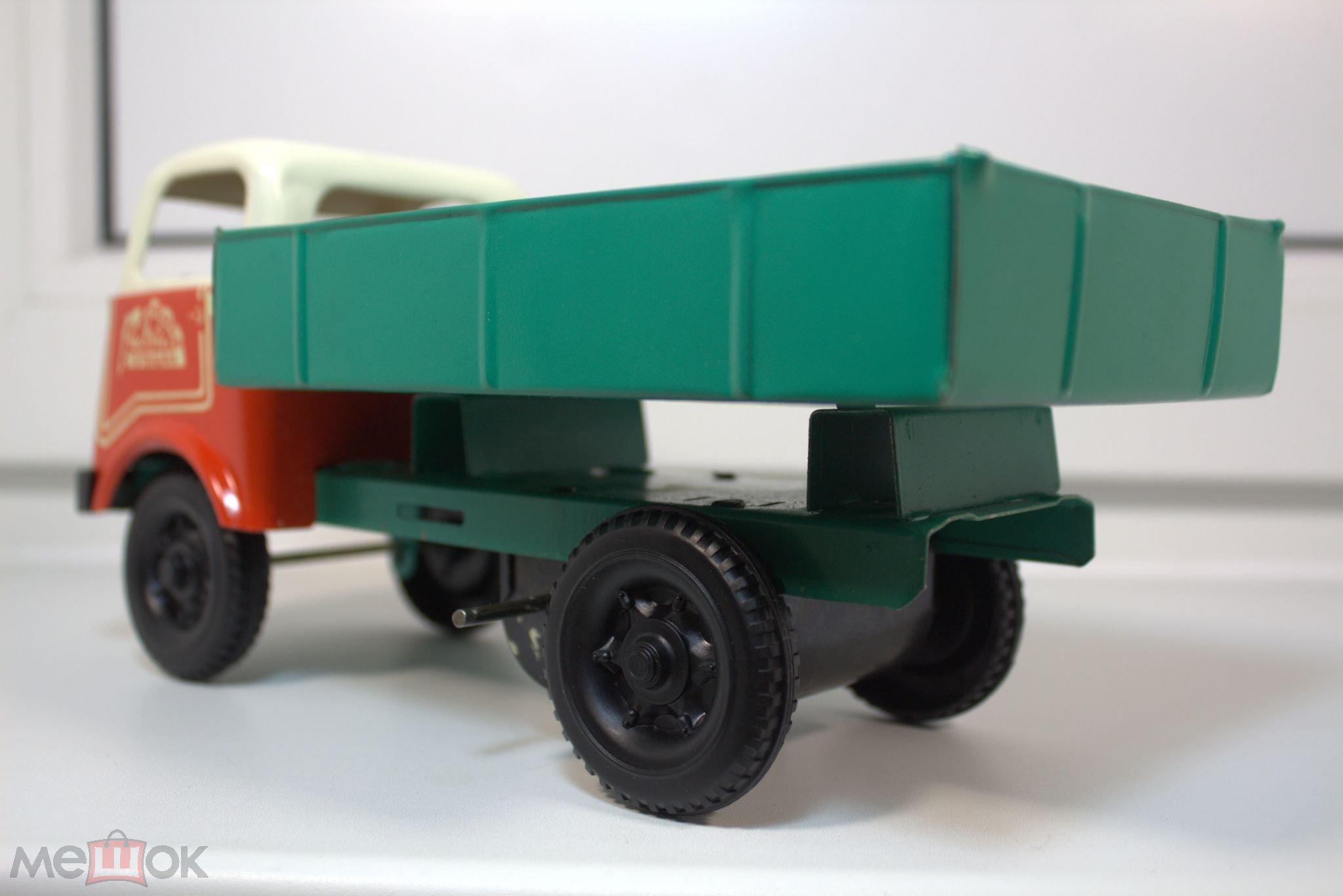 Верхняя загрузка на грузовик 5