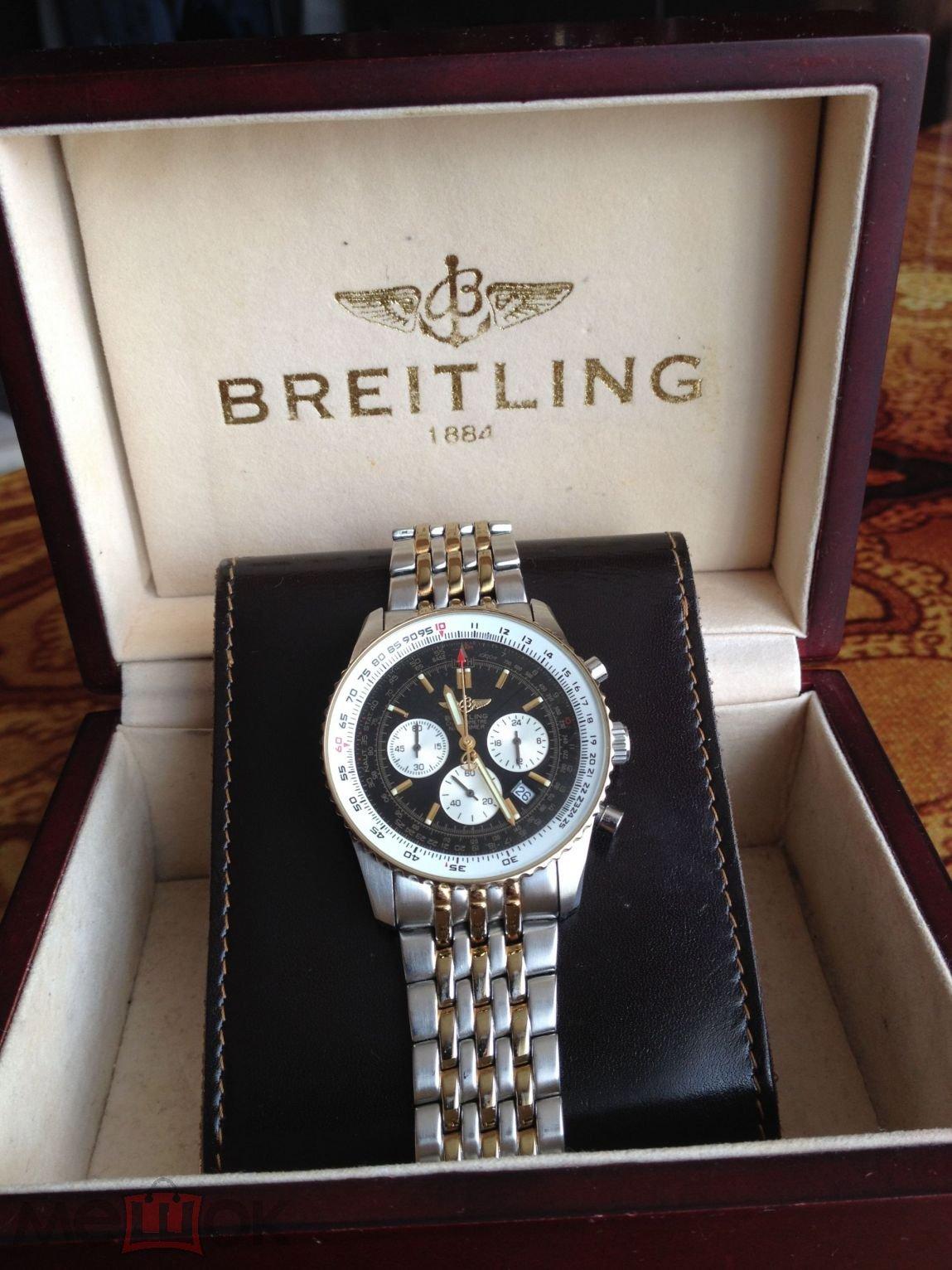 5429e169 Наручные мужские часы Breitling Navitimer 01 Chronometre - Калуга ...