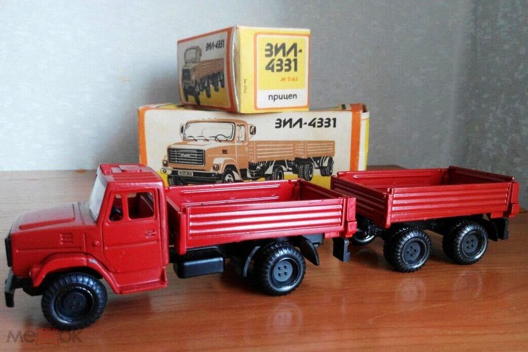 Прицепы - Масштабные модели 662