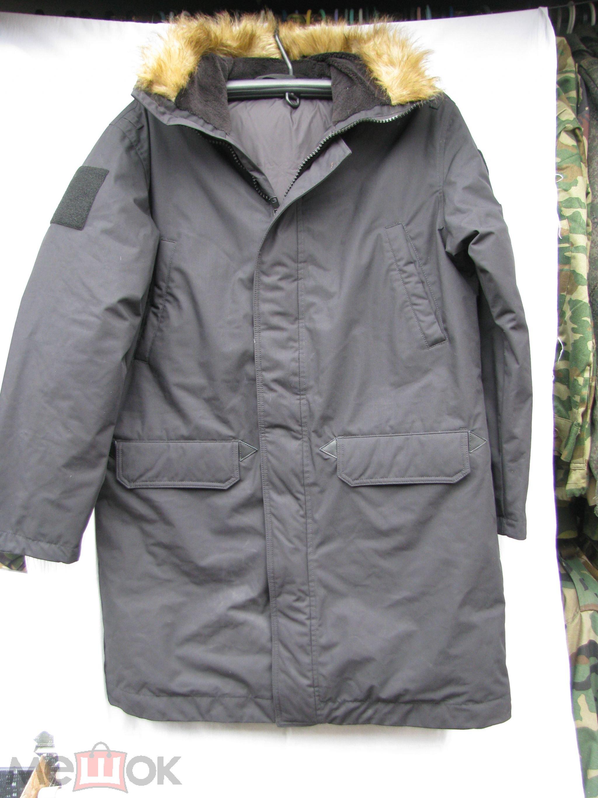 a983414e куртка зимняя АЛЯСКА офицерского состава ВМФ РФ (торги завершены ...