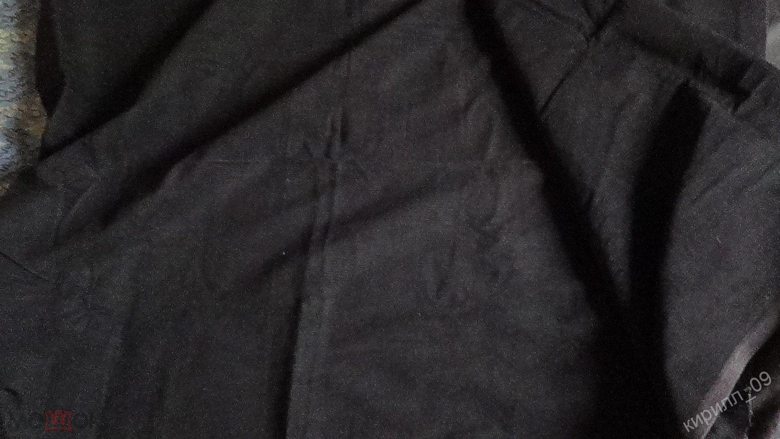 Вельвет  чёрный   85 х 2,50