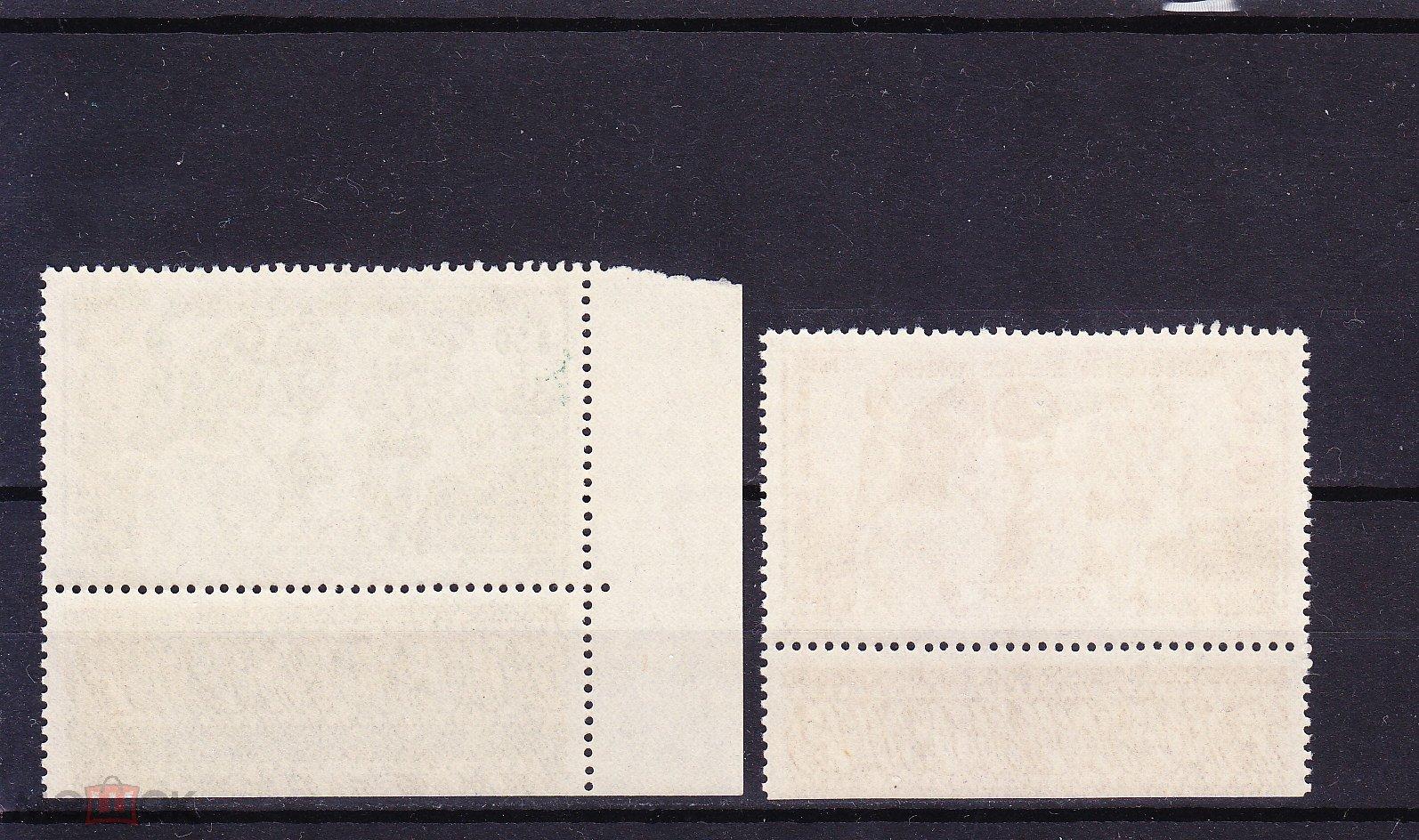 Французские колонии, Гваделупа, 1942 г., полная серия, авиапочта, MNH OG.