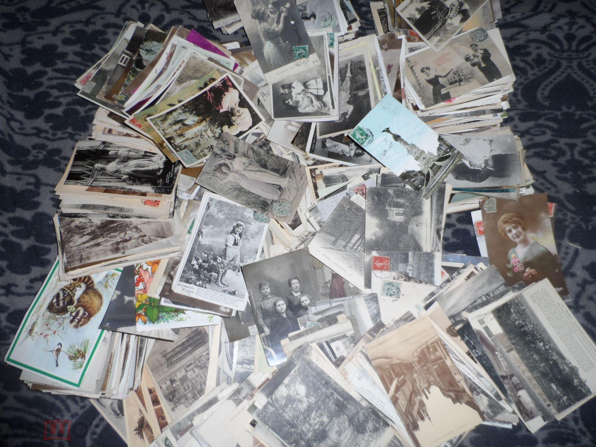 30 тысяч открыток, днем уголовного