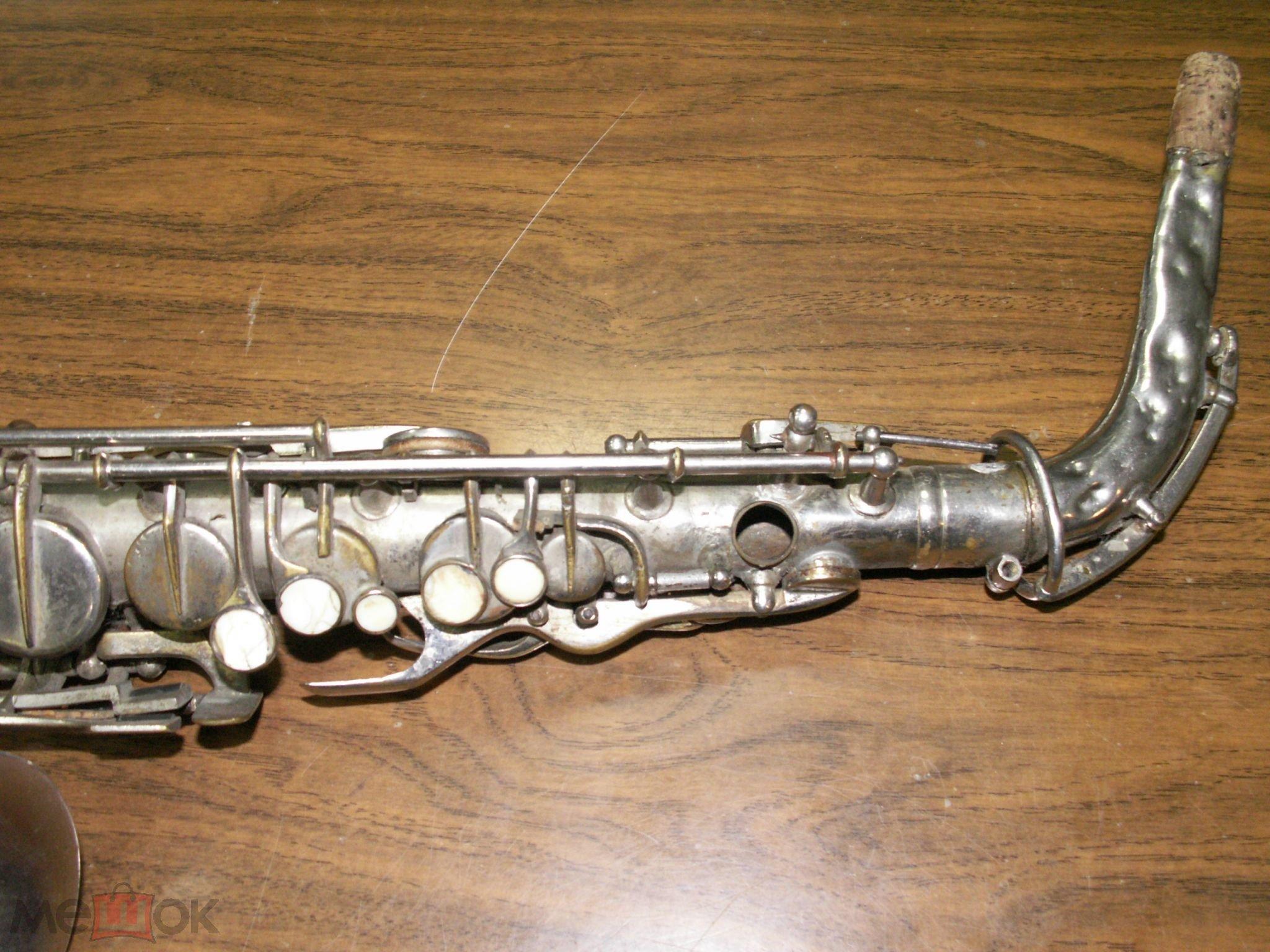 Как своими руками сделать саксофон фото 234