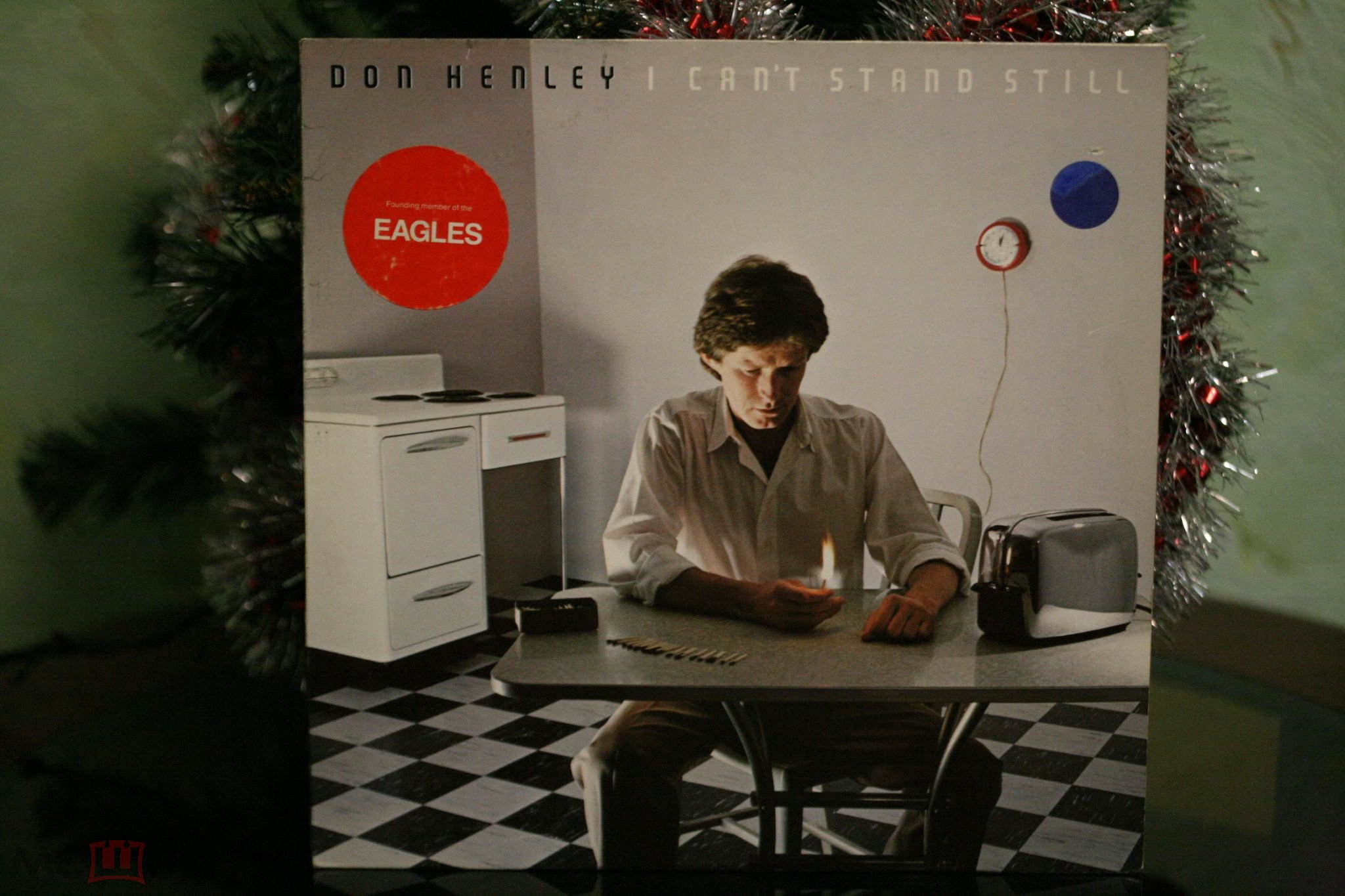 Don Henly Christmas.Don Henley I Can T Stand Still Ex Eagles Lp 1982 Germany