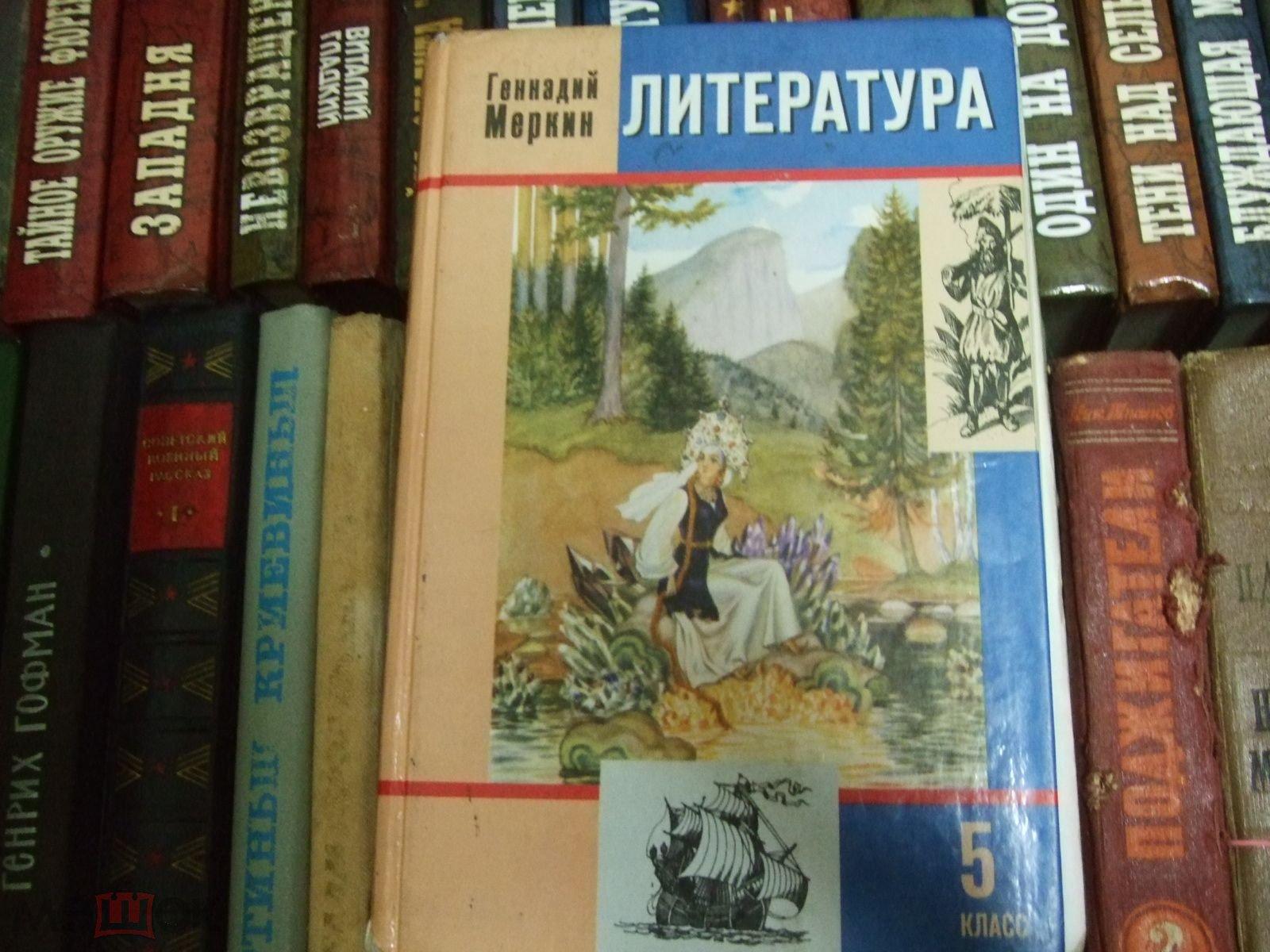 Литературе