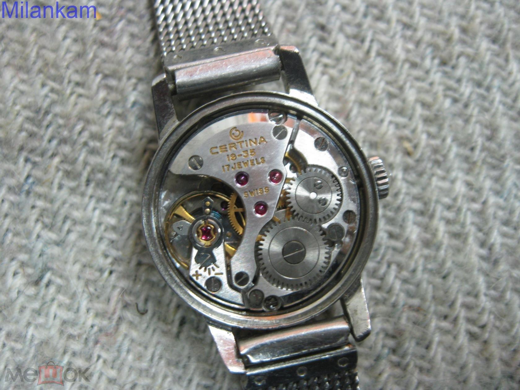 Ремонт женских механических наручных часов часы киев купить швейцарские