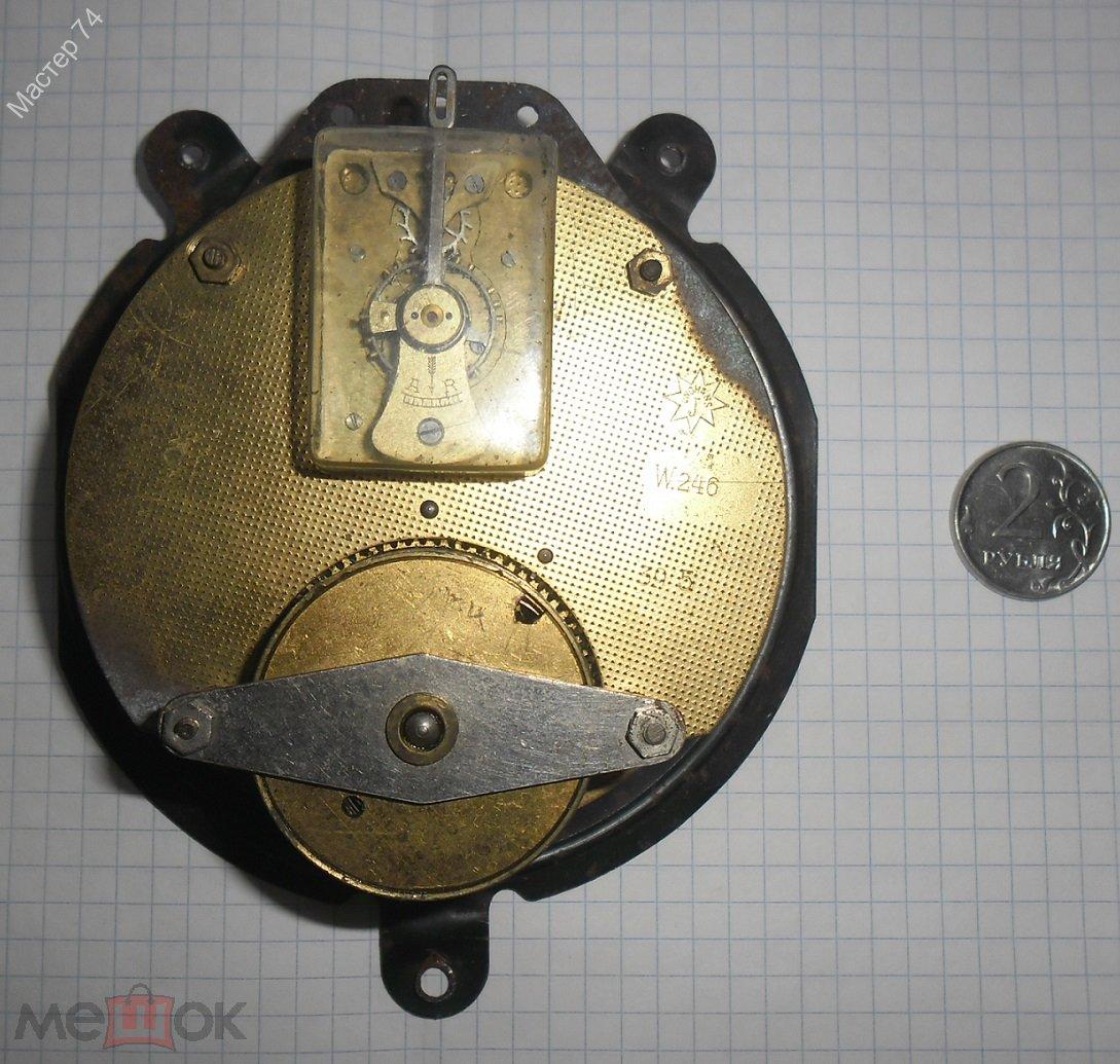 Часы настенные Маяк. из СССР. экспортные.донор.в работу.