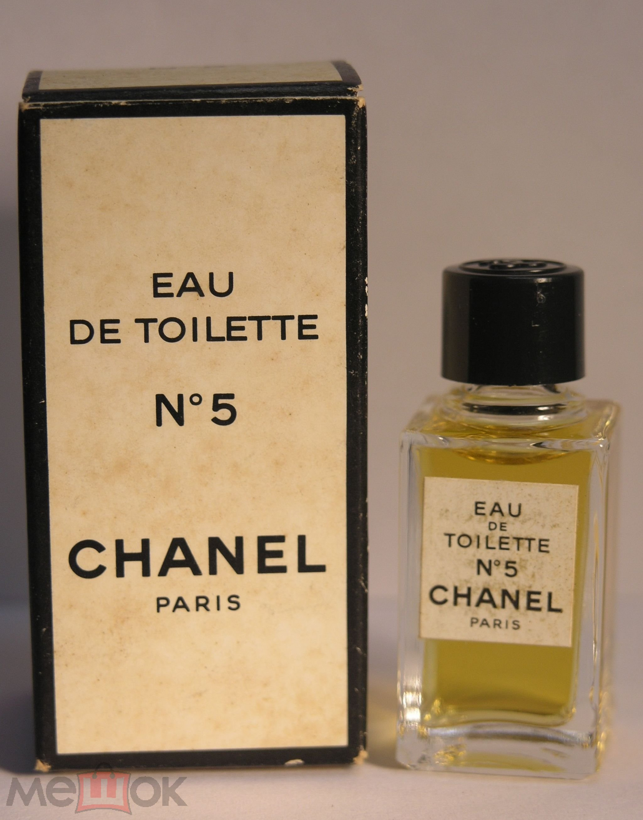 Chanel 5 Eau De Toilette Chanel 45 мл едт винтаж выпуск 80х