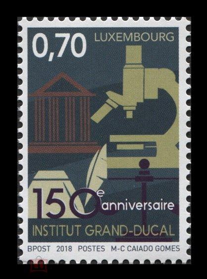 2018 Люксембург 2174 Великогерцогский институт