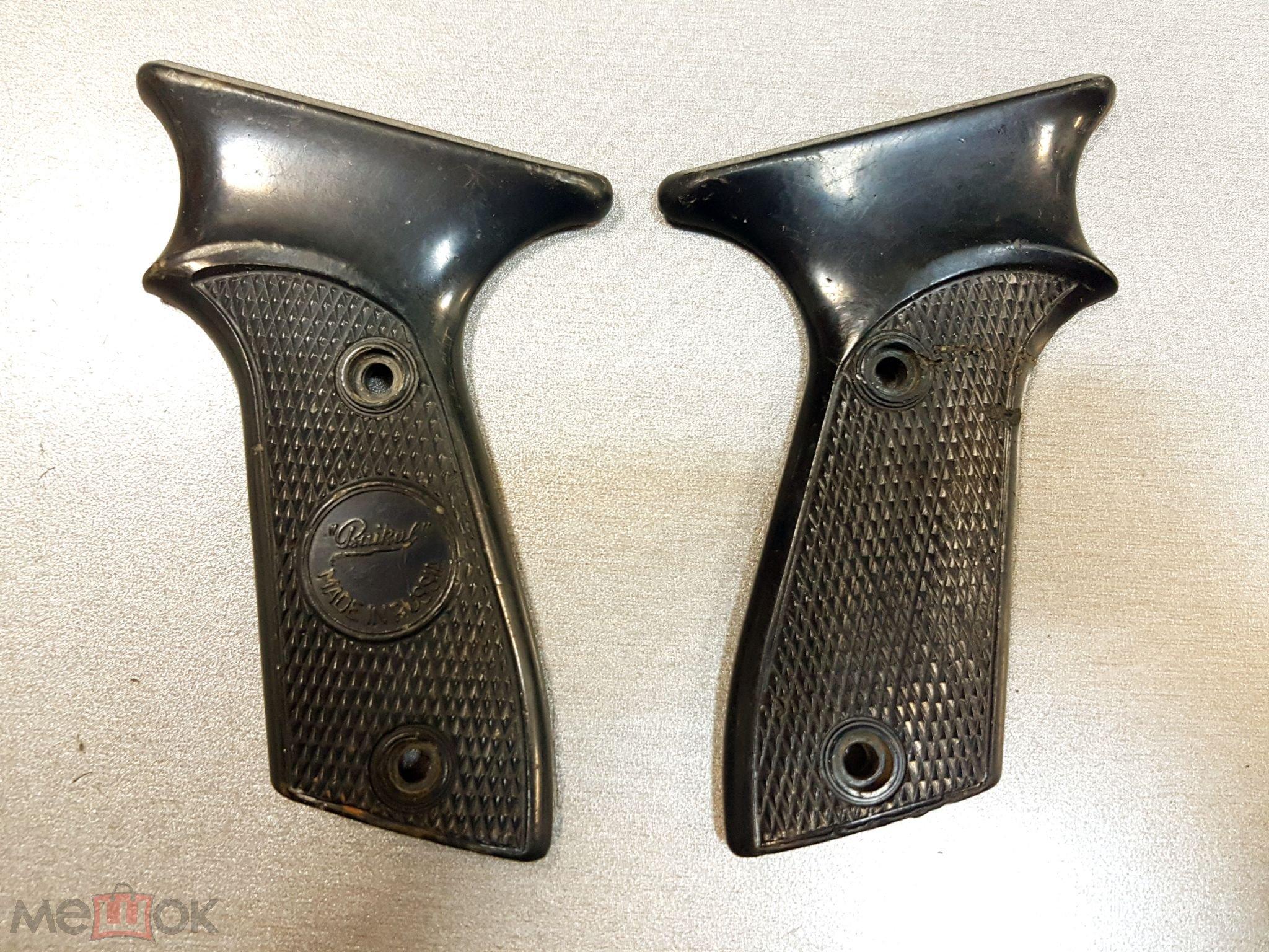 Накладки на пистолет Марголина