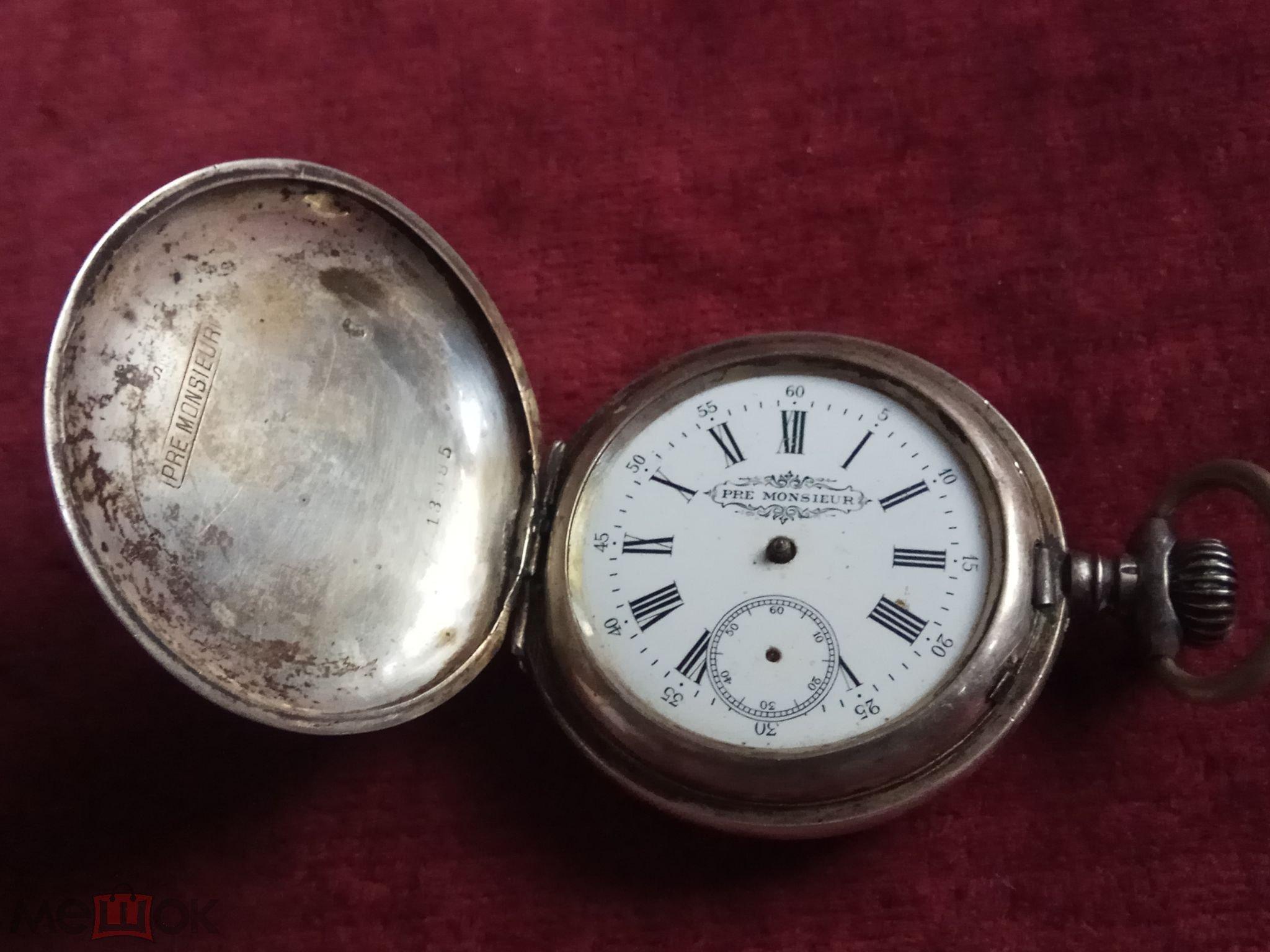 Часы из серебра имеют полное права называться шедеврами.
