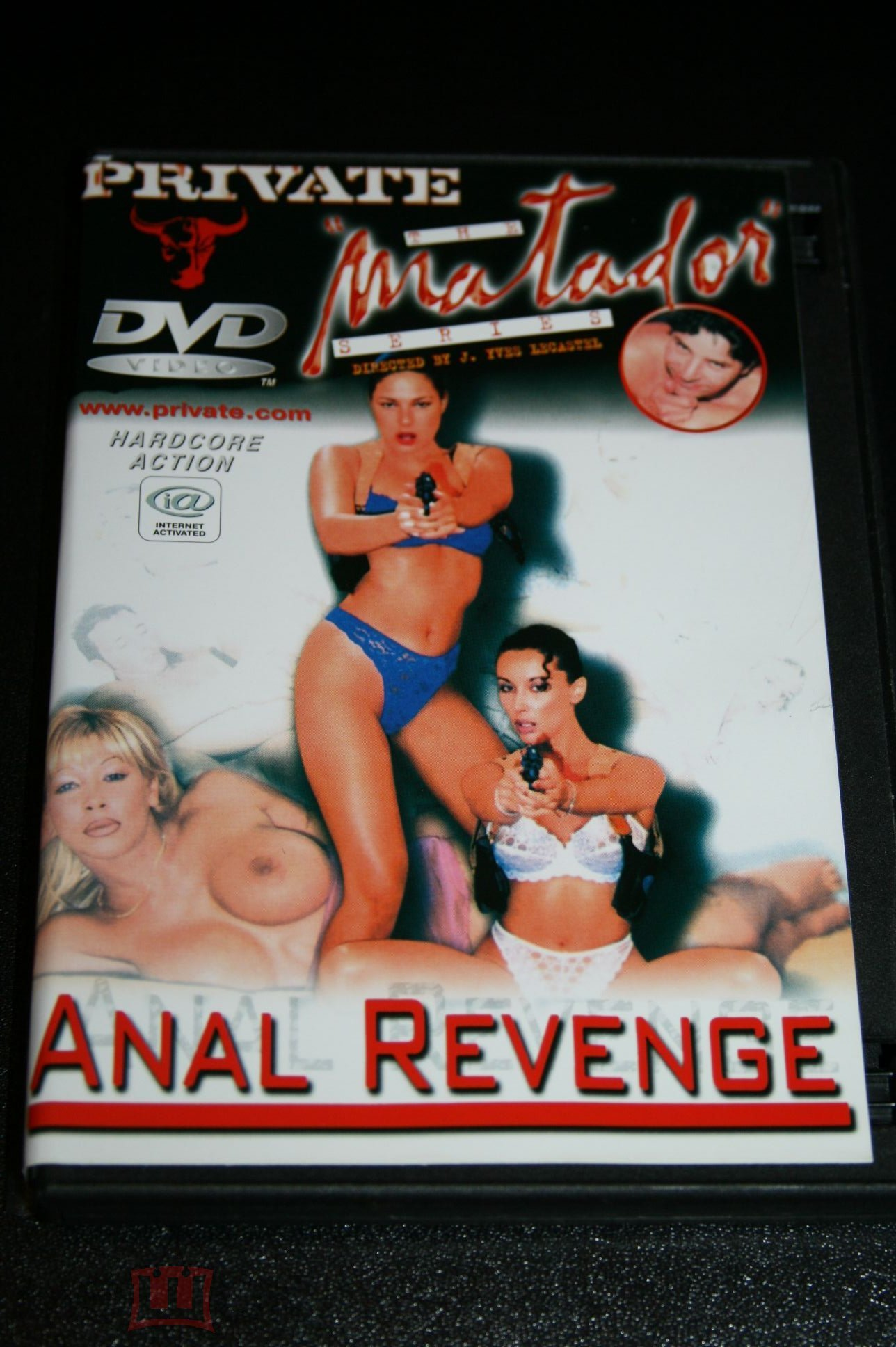 Agree, this anal revenge dvd think, that you