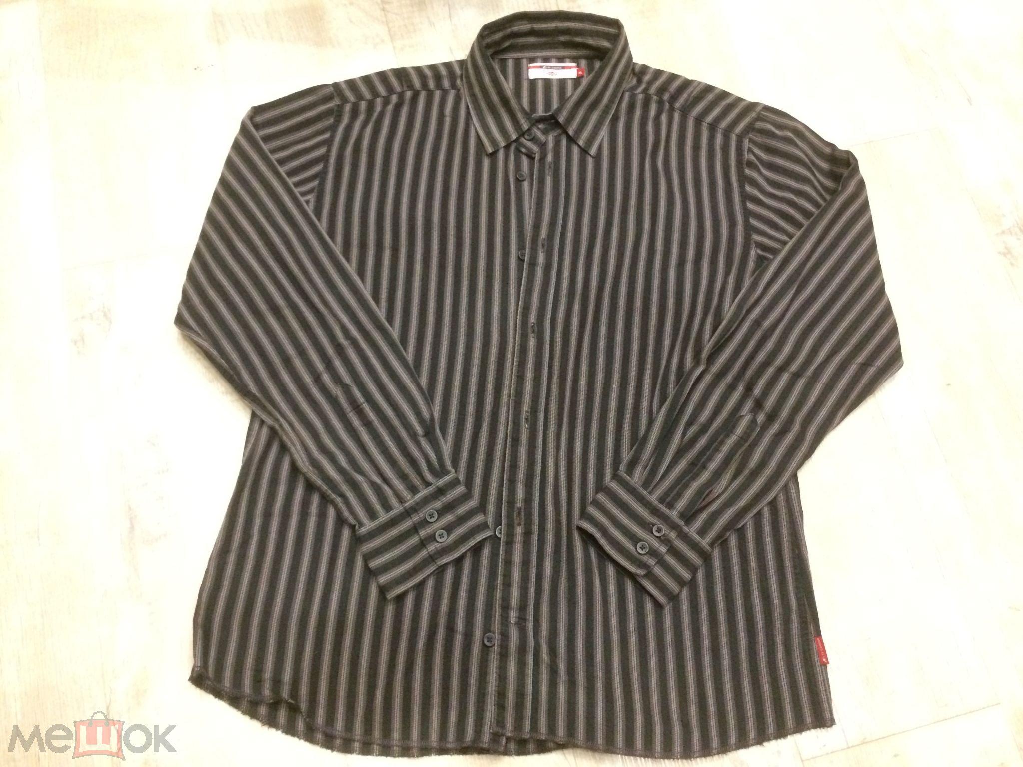 092fd92af24 Рубашка мужская х б. LEE COOPER size XL COTTON джинсовый стиль