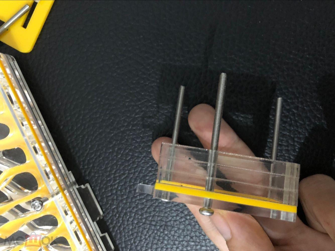 Формикарий муравьиная ферма с кормушкой природная игрушка на домашнем или офисном столе