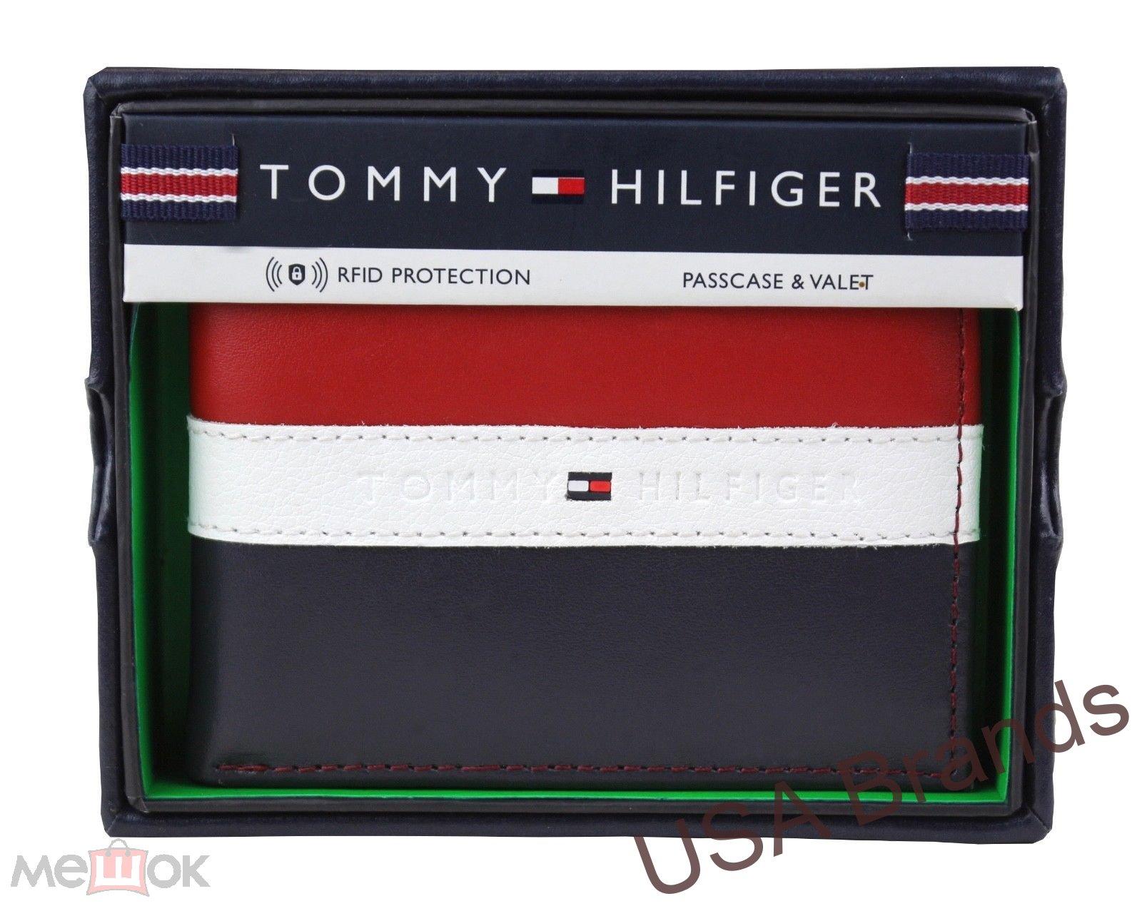 10f52e26cd86 Портмоне TOMMY HILFIGER оригинал новое (торги завершены #91493422)