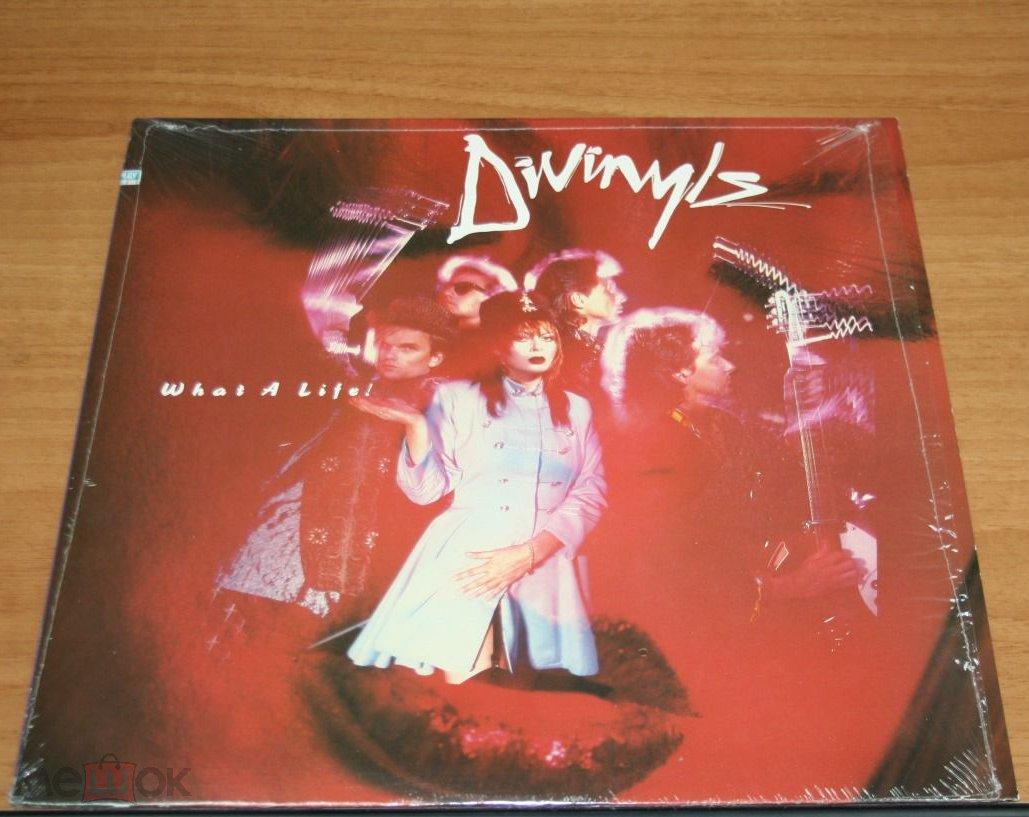 """Divinyls """"What A Life!"""" 1985"""