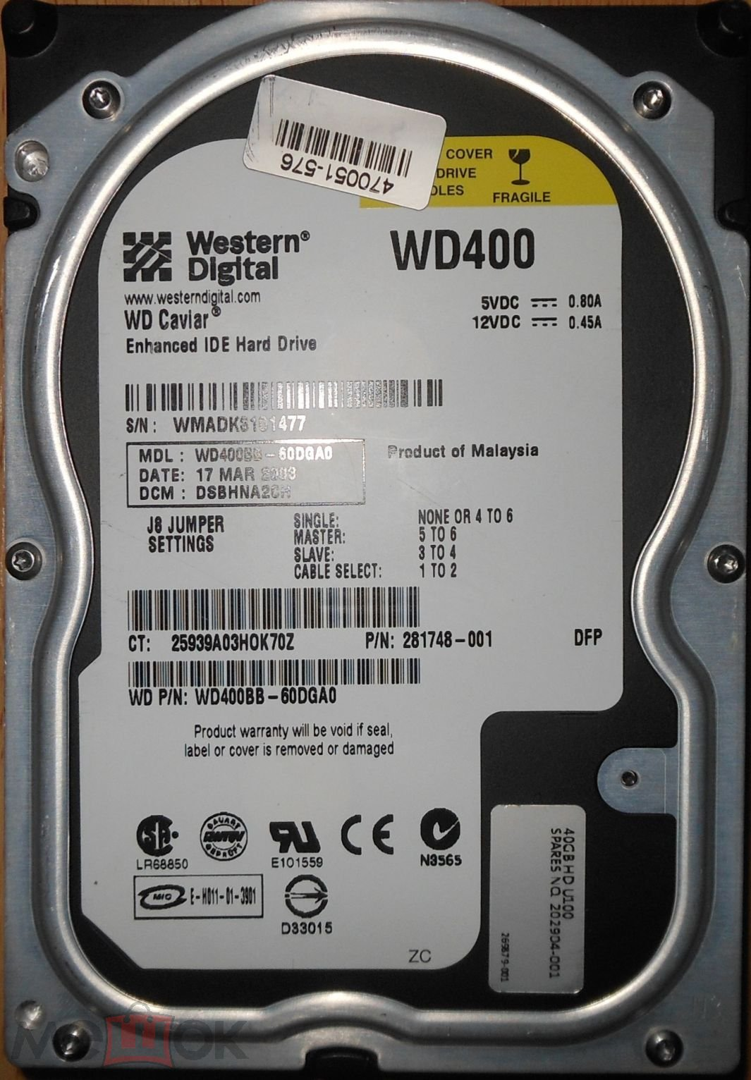 WD400BB WINDOWS 7 X64 DRIVER