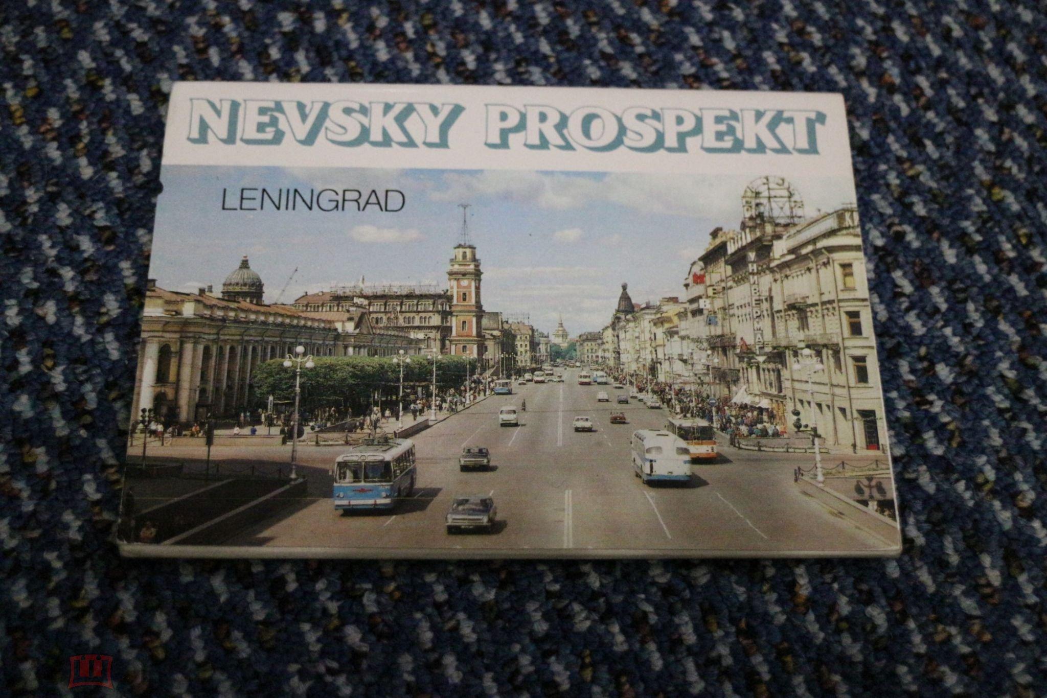 Фото, проспекты и открытки