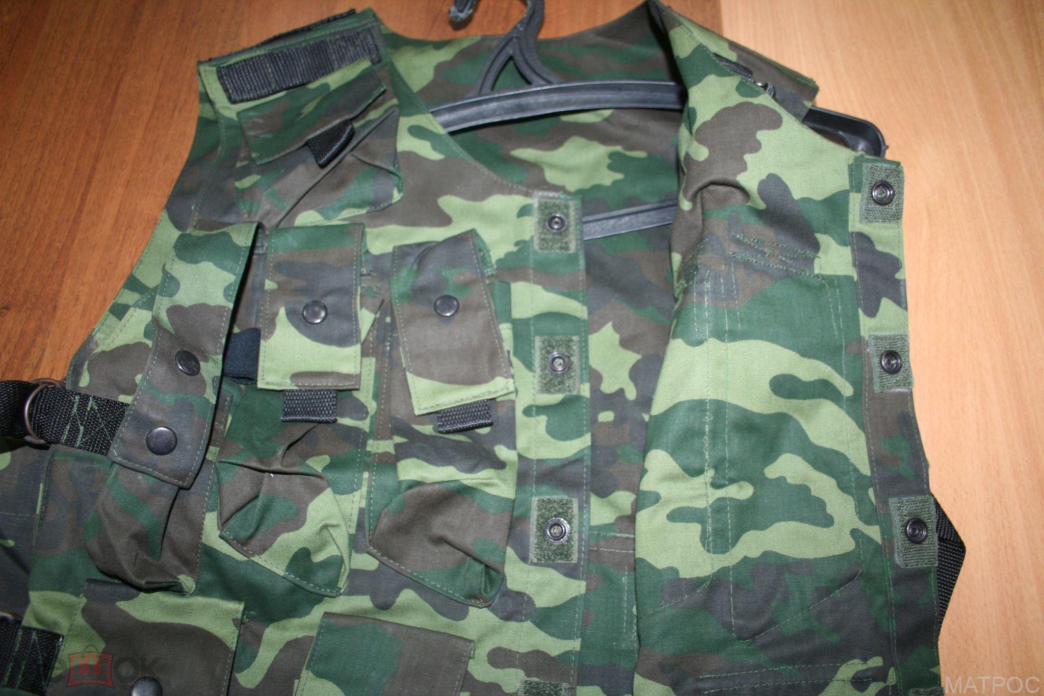 Разгрузка, жилет разгрузочный, спецназ МВД, 2000-е.                                   тк-3